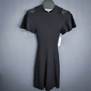 Laundry by Shelli Segal Dress Size Small Black